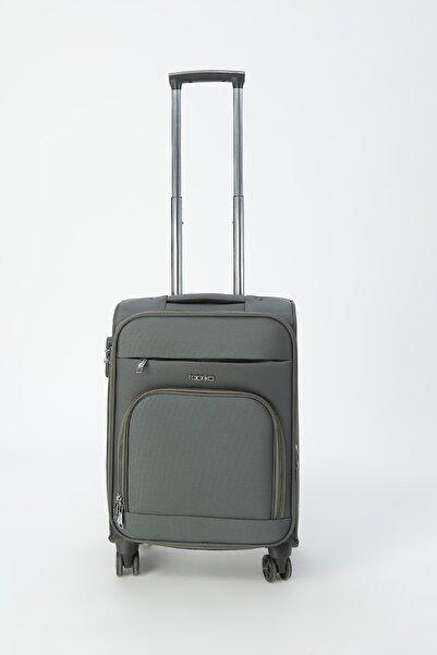 Fabrika Gri Unisex Valiz & Bavul 504500263