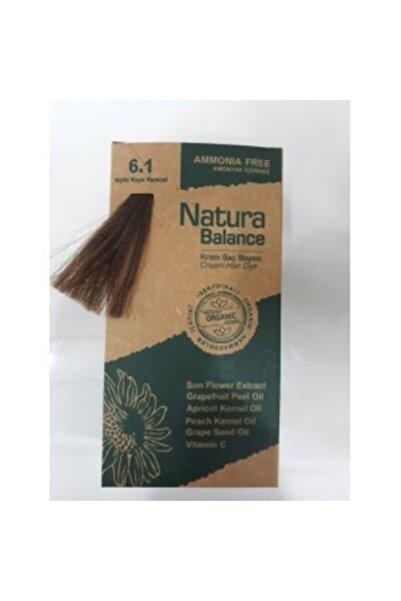 NATURABALANCE Natura Balance Küllü Koyu Kumral Krem Saç Boyası