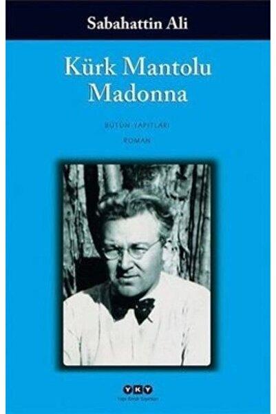 Yapı Kredi Yayınları Yky Kürt Mantolu Madonna Sabahattin Ali