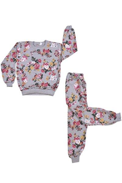 Tarık Çocuk Gri Pijama Takımı
