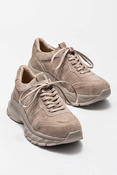 Elle Shoes Kadın Watts Vızon Casual Ayakkabı 20KSLG-5278