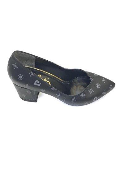 Pierre Cardin Unisex Platin Topuklu Ayakkabı