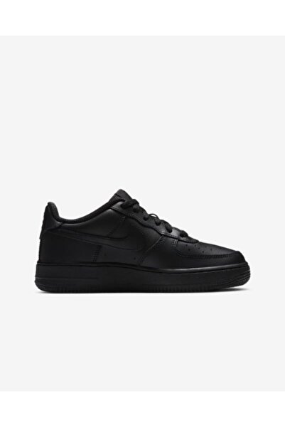 Nike Kadın Siyah Nıke Aır Force 1 Spor Ayakkabı 314192-009