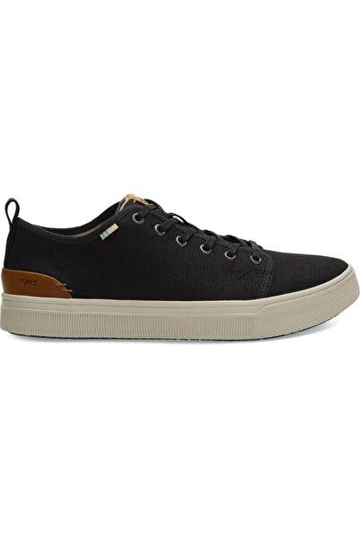 Toms Erkek Siyah Ayakkabı 10013264