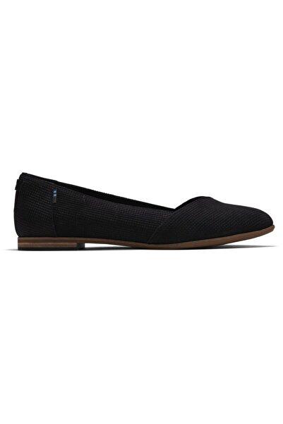 Toms Kadın Siyah Ayakkabı 10015151