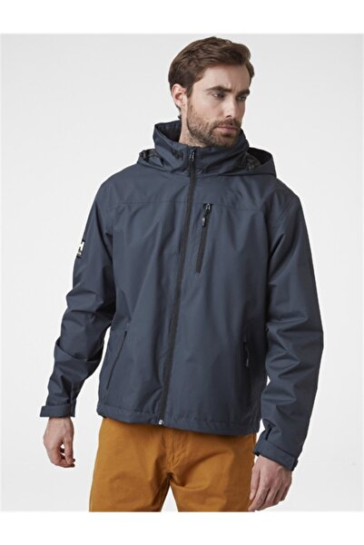 Helly Hansen Hh Crew Hooded Mıdlayer Jacket