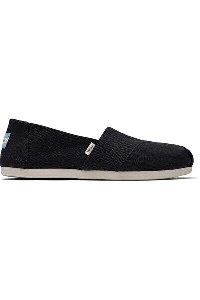Toms Erkek Siyah Ayakkabı 10014375