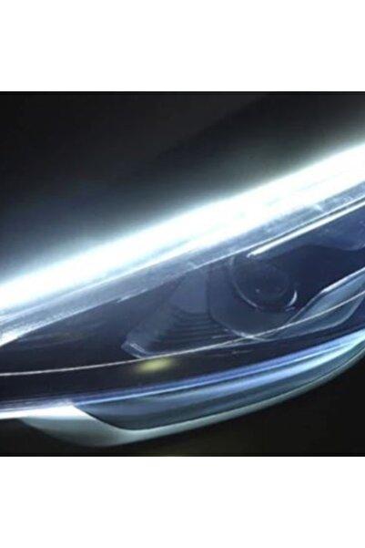 Emr Nissan Juke Far Üstü Veya Far Içi Kayar Sinyalli Gündüz Ledi 60cm