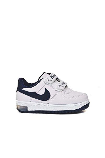 Phonex Unisex Çocuk Beyaz Işıklı Sneaker Albishoes 1051