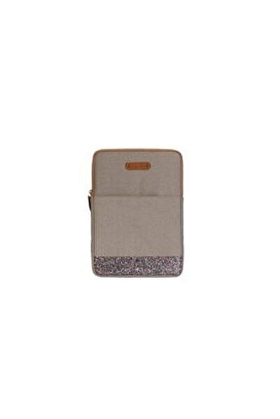 Greenish Glitter 13 Inch Macbook Laptop Kılıfı