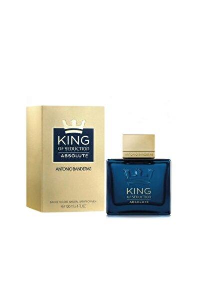 Antonio  Banderas King Of Seduction Absolute Edt 100 ml Erkek Parfüm GLTKN66998858