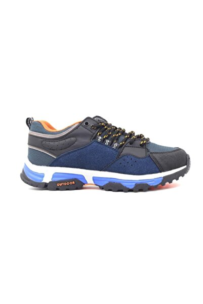 Kinetix Unisex Lacivert Outdoor Ayakkabı