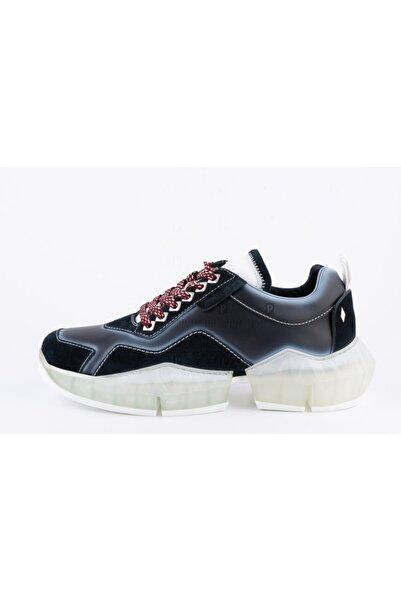 Jimmy Choo Erkek Siyah Sneakers