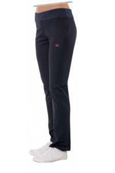 Crozwise Kadın Lacivert Spor Yüksek Bel Pantolon 2150