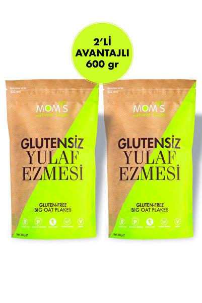 Mom's Natural Foods 2'li Glutensiz Yulaf Ezmesi