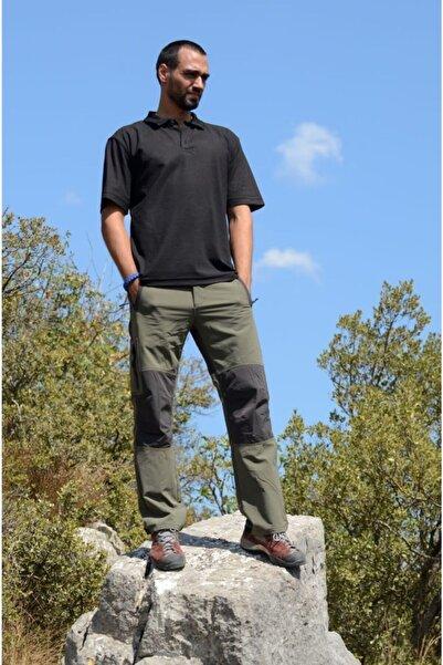 High Mountain Erkek Yeşil Antrasit Pantolon