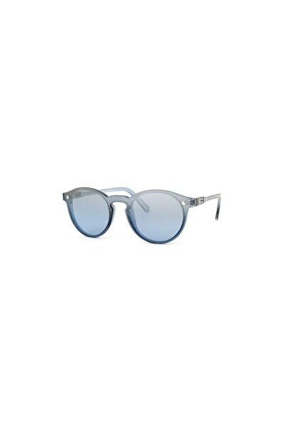 Snob Unisex Mavi Güneş Gözlüğü Doguı Sn02.c18