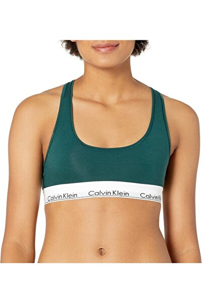 Calvin Klein Kadın Yeşil Spor Atleti F3785-989
