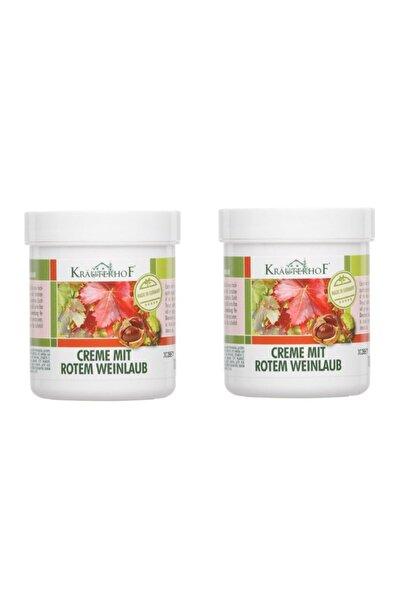 Krauterhof Kırmızı Asma Yaprağı Kremi 100 ml X 2 Adet