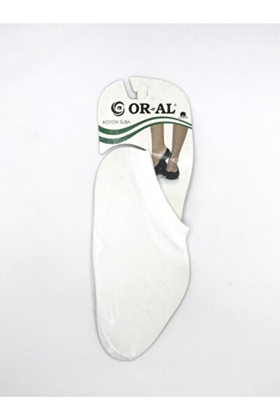 OR-AL Koton Suba 3'lü Düz Babet Çorap