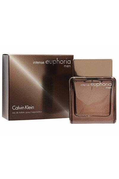 Calvin Klein Euphoria Intense Edt 100 ml Erkek Parfüm 088300193530