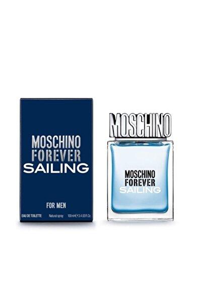 Moschino Forever Sailing For Men Edt 100 ml Erkek Parfümü 8011003816545