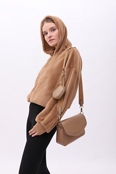 Shule Bags Cüzdanlı Çanta Ashley Vizon