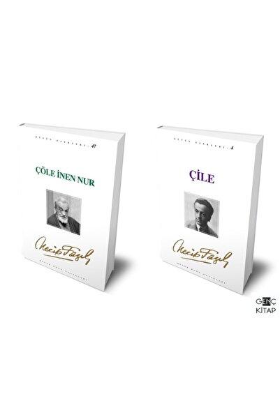 Büyük Doğu Yayınları Çöle Inen Nur - Çile 2 Kitap Set Necip Fazıl Kısakürek