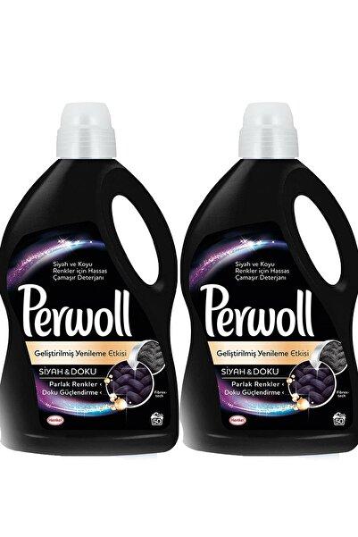 Perwoll Siyah Sihir 3 Lt (2 Adet)