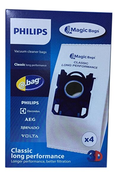 DYSON Philips Süpürge Torbası