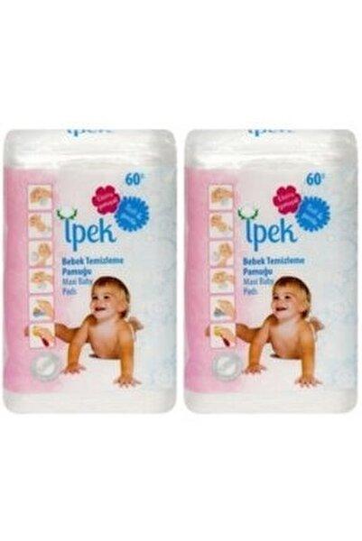 Maxi Bebek Temizleme Pamuğu 60'lı 2 Paket