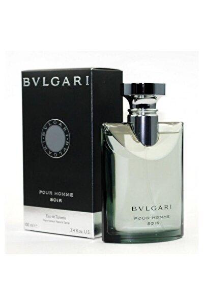 Bvlgari Soir Pour Homme Edt 100 ml Erkek Parfüm 783320831560