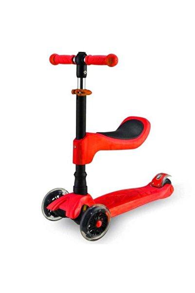 BabyHope Scooter Kırmızı