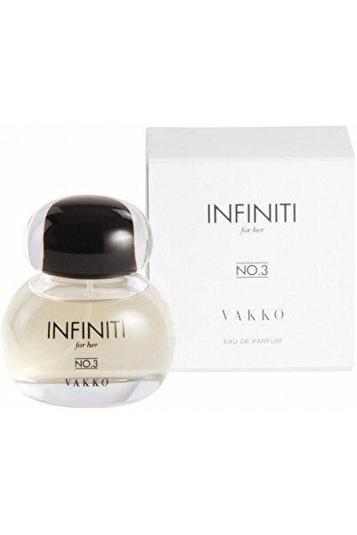 Vakko Infiniti No:3 Edp 100 ml Kadın Parfüm 8681041956802