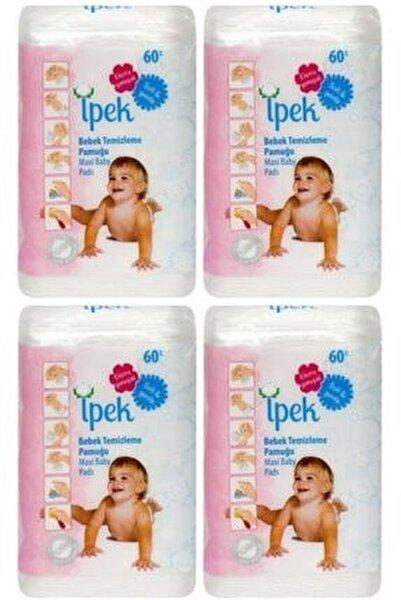 Maxi Bebek Temizleme Pamugu 60 Li 4 Paket
