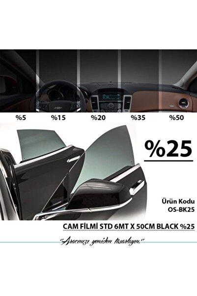 Oscar Cam Filmi Normal 6mt X 50cm Black