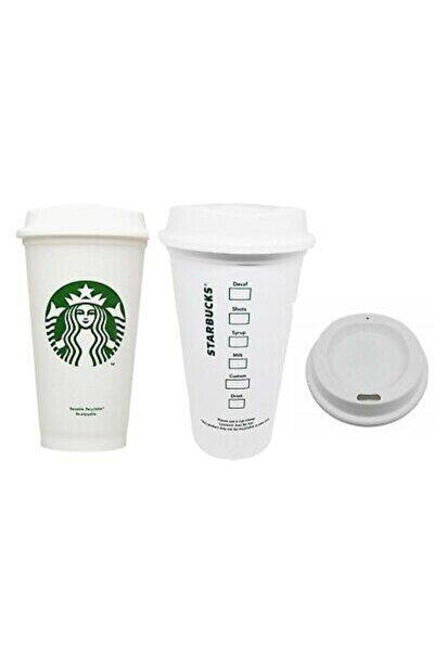 Starbucks Yeniden Kullanılabilir Seyahat Kupası To Go Kahve Fincanı (grande 16 Oz)