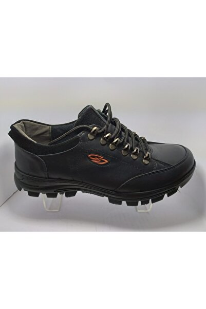 Şahin Erkek Siyah Spor Ayakkabı
