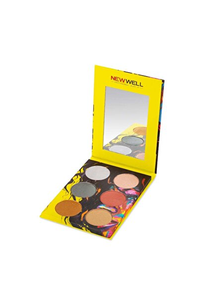 New Well Autumn Eyeshadow Palette - 02
