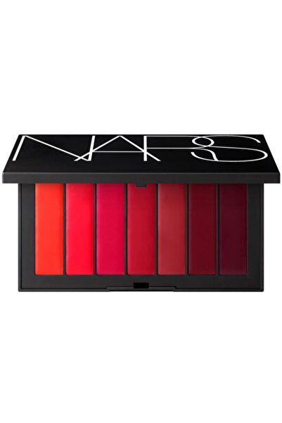 Nars Audacious Lipstick Palette 8485 Forget Me Not Ruj Paleti