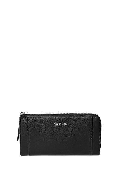 Calvin Klein Kadın Metropolitan Large Zip Around S Kadın Cüzdanı K60k603818