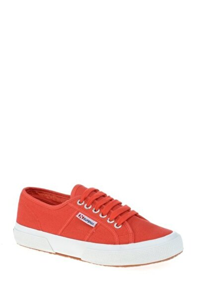 Superga Unisex Kırmızı Sneaker