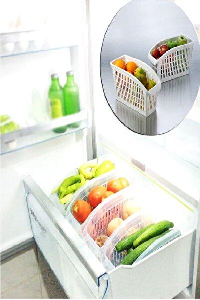 Manor 4'lü Buzdolabı Düzenleyici Set
