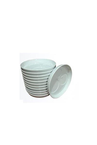 Güral Porselen Eo3ta Tuzluk Biberlik Altlığı 12 Adet