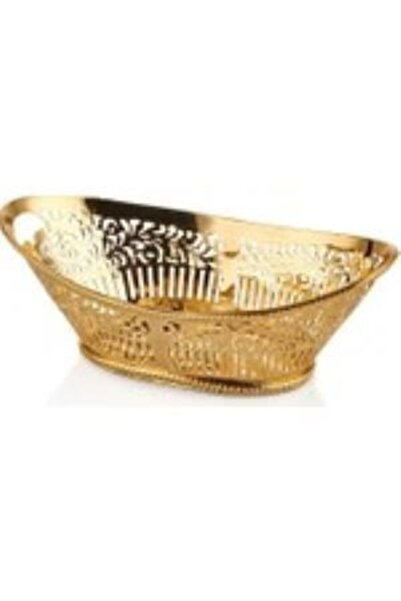 Cemile Altın Küçük Ekmek Sepeti