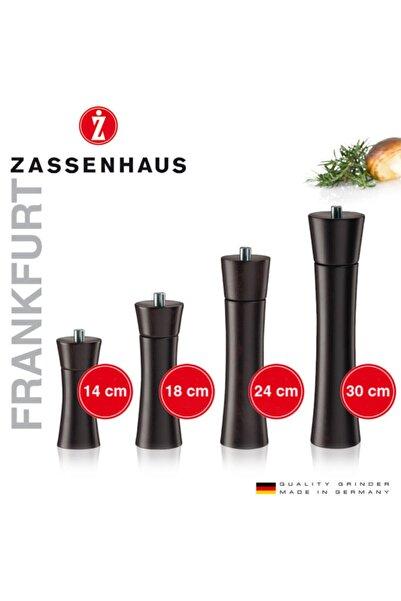 Solingen Zassenhaus Kahverengi 24cm Baharat - Tuz Değirmeni