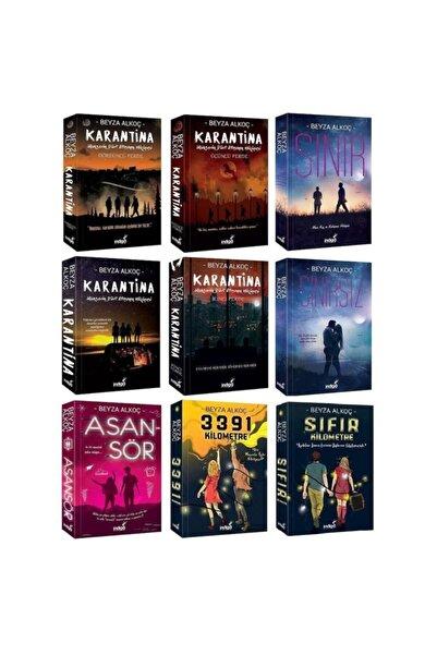 İndigo Yayınları Beyza Alkoç 9 Kitap Set