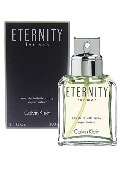 Calvin Klein Eternity Edt 100 ml Erkek Parfüm 88300605514