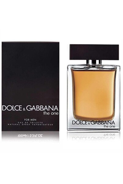 Dolce Gabbana The One Edt 100 ml Erkek Parfüm 737052036649