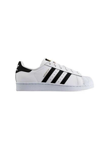 adidas Erkek Beyaz Süperstar Spor Ayakkabı